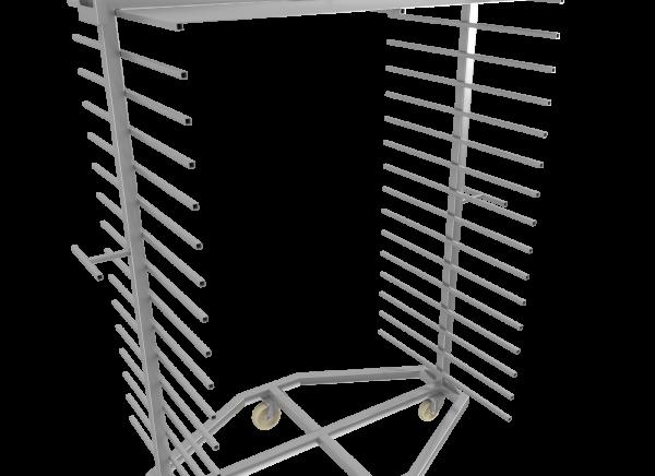 Тележка для выстойки зефира