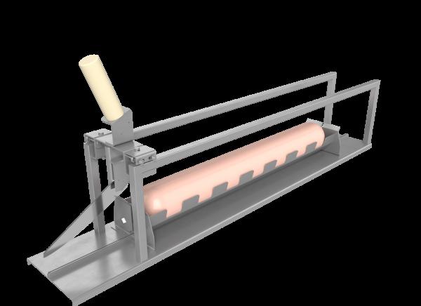 Станок для нарезки вдоль (для длинных колбас)